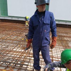 Patryk - betontimmerman uit Den Haag